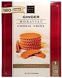 Salem Baking Ginger Moravian Cookie Thins