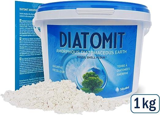 KieselgurDiatomaceous Earth Pulverextra feinLebensmittelqualität 250g