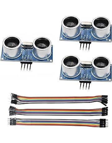 Ultrasonic Proximity Sensors : Amazon co uk
