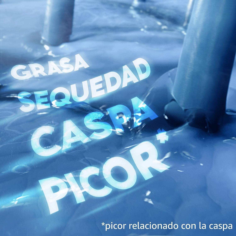 H&S Nutre & Cuida Anticaspa Champú 540 ml: Amazon.es: Belleza