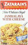 Zatarain's Jambalaya With Cheese, 8 oz (Case of 12)
