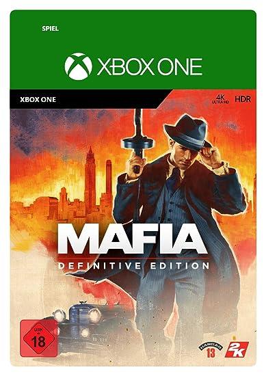 Mafia Definitive Xbox One Download Code Games