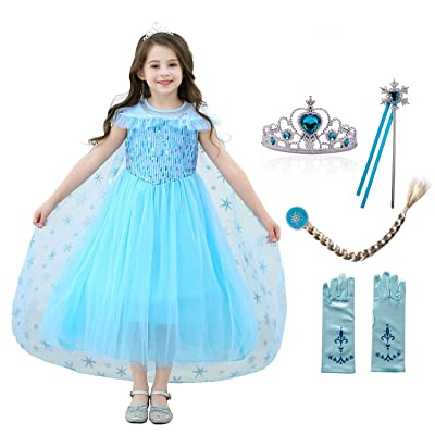 Guest Dream Princess Dress Blue for Party: Toys & Games