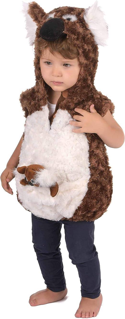 Generique - Disfraz Koala para niño 18-24 Meses (86-92cm): Amazon ...