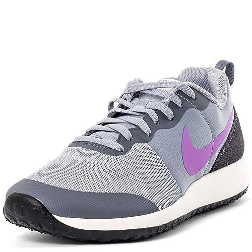 Nike Elite Shinsen Mujer Zapatillas Gris: Amazon.es: Zapatos y complementos