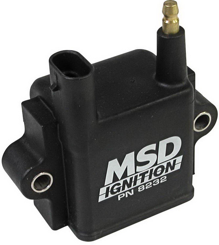 Amazon.com: MSD 8232 Single Tower Coil: Automotive
