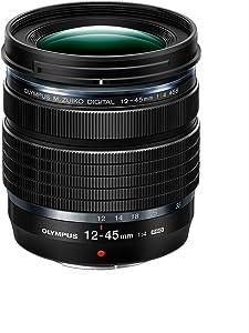 Olympus M.Zuiko Digital ED 12-45mm F4.0 PRO Lens Black, for Micro Four Thirds Cameras