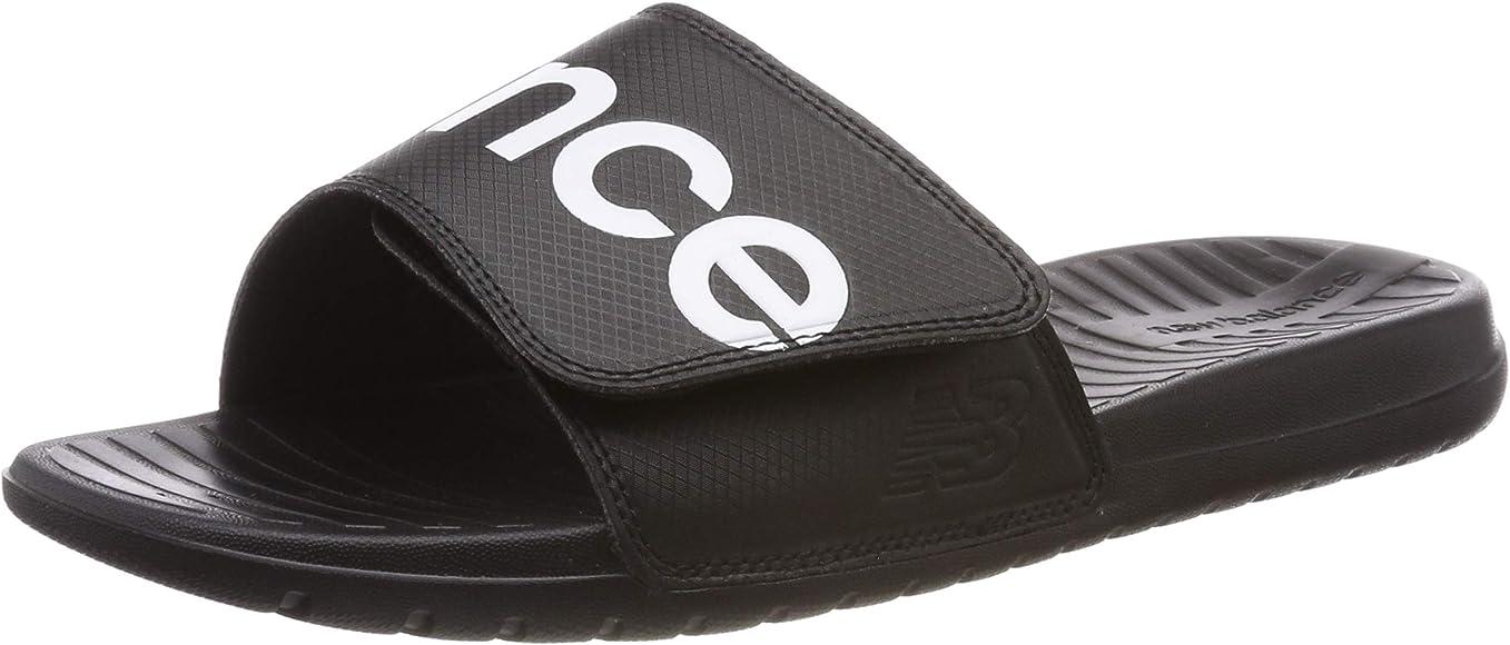 Buy new balance Men's Slide Black