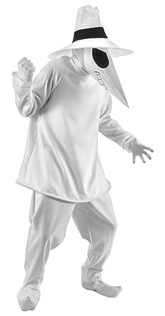 Spy Vs. Spy Adult Costume Size Small / Medium Color White  sc 1 st  Amazon.com & Amazon.com: Spy Vs. Spy Adult Costume Size: Small / Medium Color ...