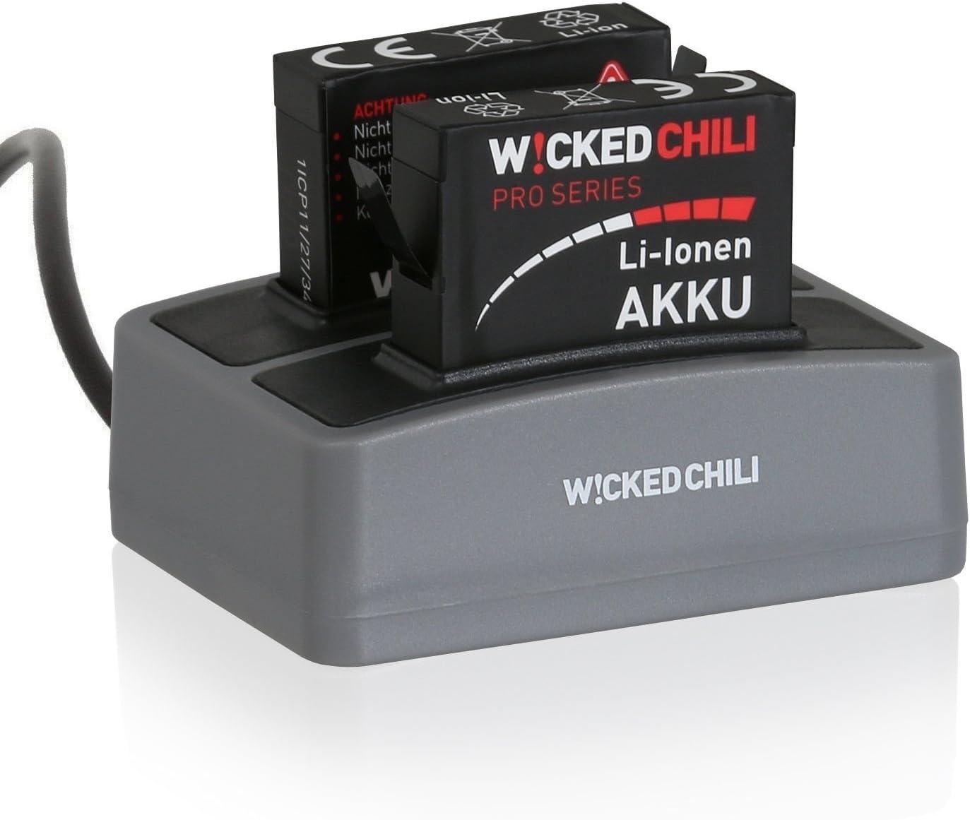 Kamera Akku für GoPro HERO 4 1100mAh