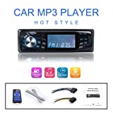 OMV Car stereo Car Stereo with Bluetooth,In-Dash