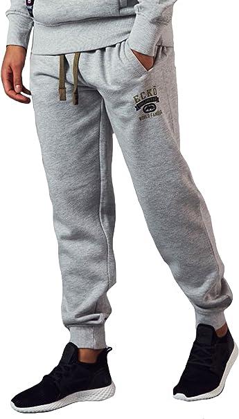 Ecko Hombre Unltd Jogger Hiphop Fleece Jogging Pantalones de ...