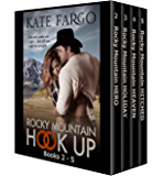 Rocky Mountain Hook Up BOX SET Four-Pack: Books 2-5, HERO, HOLIDAY, HEAVEN, HITCHED (To Love Again Series)