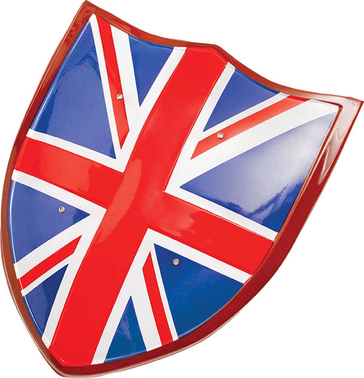 Union Jack Shield Bristol Novelty