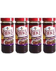 CJ Korean BBQ Sauce Bulgogi Marinade 500g (4 Pack)