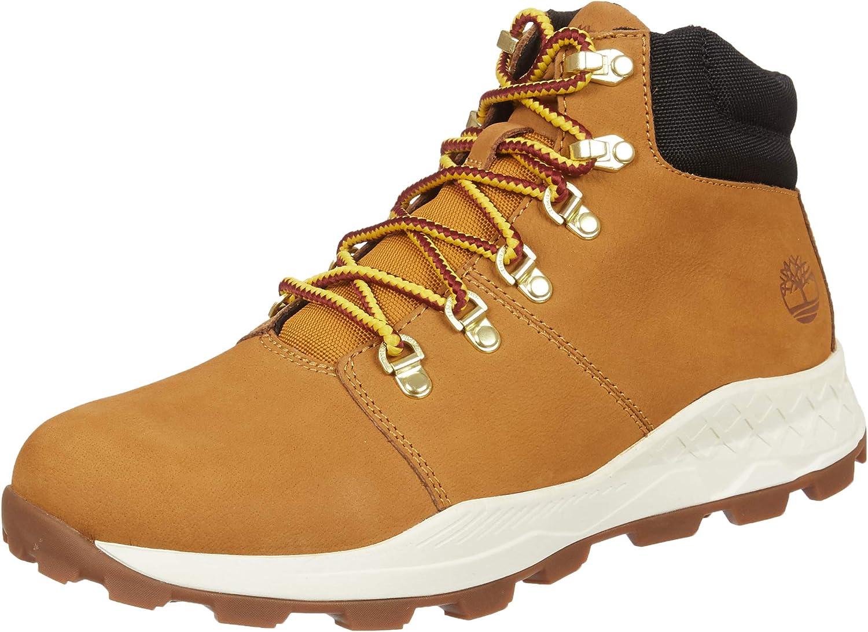 Firmar mensual suspicaz  Timberland Men's Bradstreet Leather Sensorflex Chukka Sneakers:  Amazon.co.uk: Shoes & Bags
