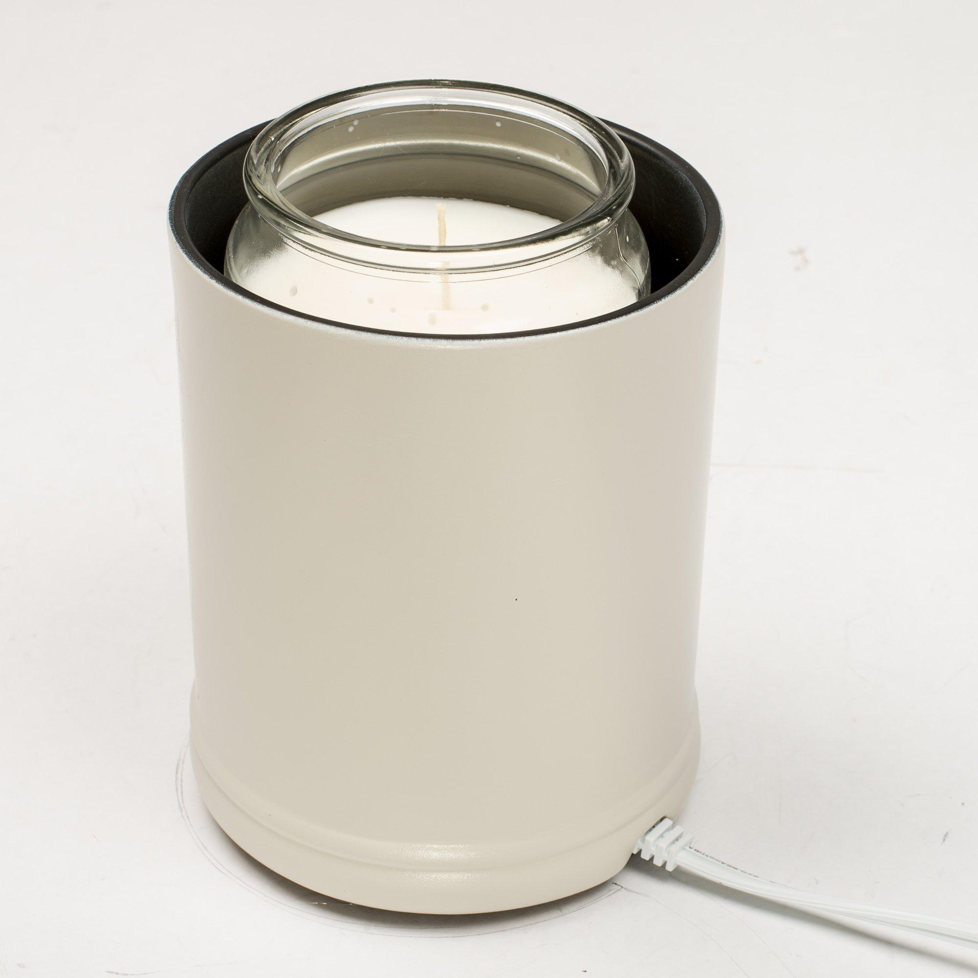 Elanze Designs You are Braver Stronger Smarter Ceramic Stoneware Electric Jar Candle Warmer by Elanze Designs (Image #4)
