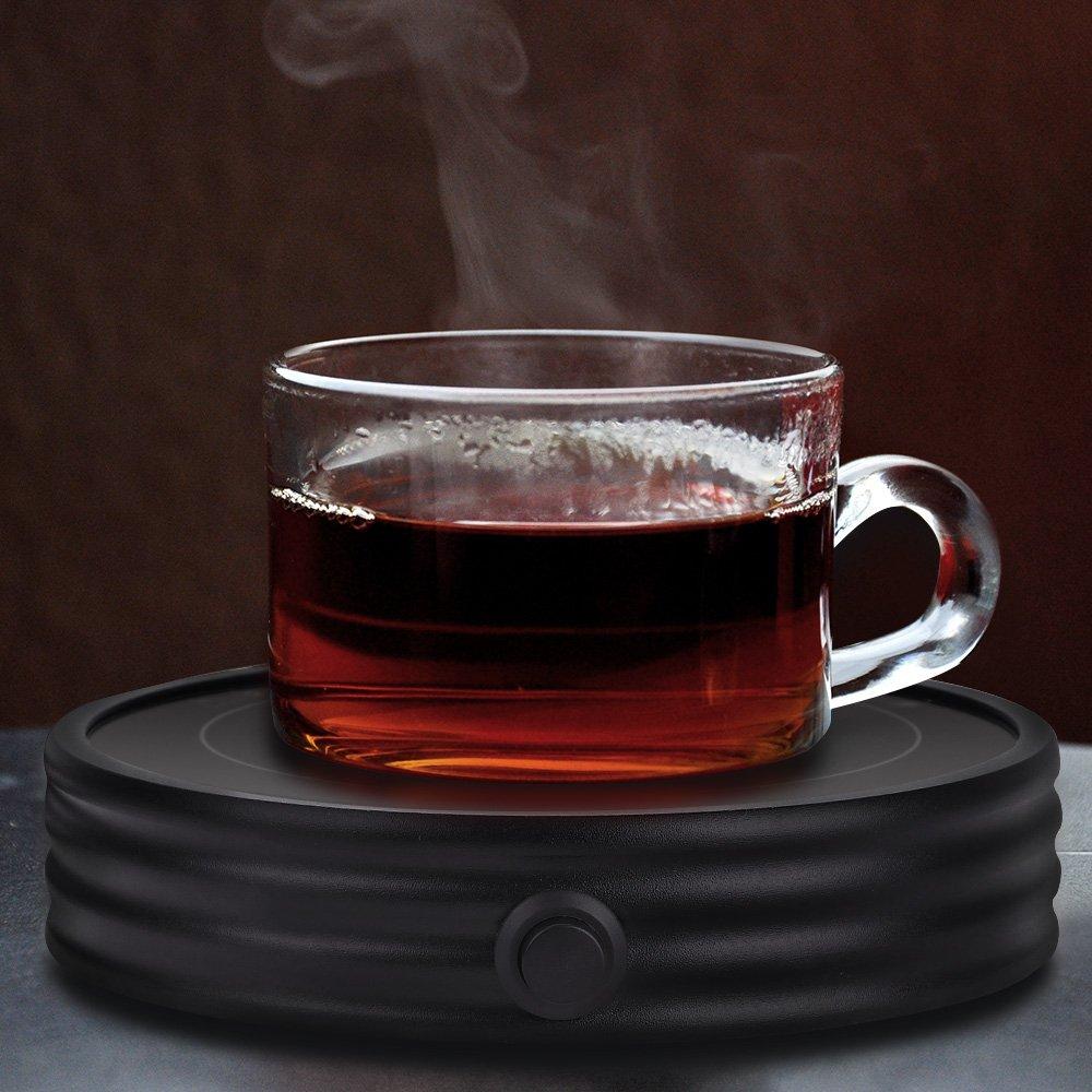 ZISY Coffe Mug Warmer,Electric Cup Beverage Warmer for Desk//Office//Coffe//Tea,Mug Warmer with Shut Off