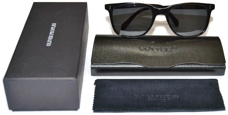 3323f7e3b7 Oliver Peoples NDG-1 Sunglasses OV5031 color 1005 black 50x19x144   Amazon.ca  Clothing   Accessories
