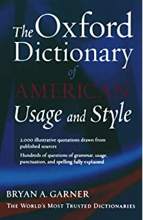 Amazon the cambridge guide to english usage 9780521847100 the oxford dictionary of american usage and style fandeluxe