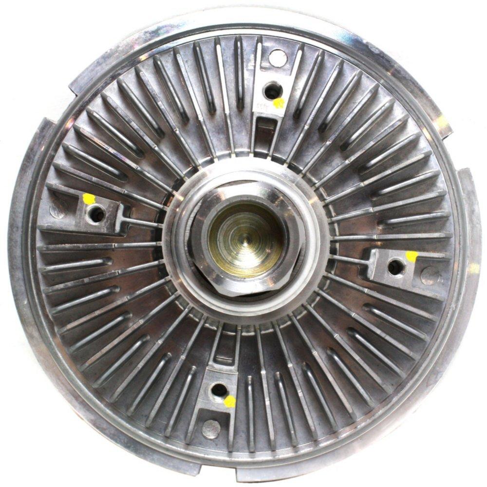 evan-fischer eva12672034894 Ventilador de embrague para BMW X5 00 - 03 estándar térmico: Amazon.es: Coche y moto
