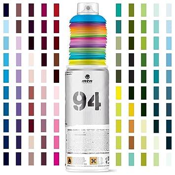 Bombe De Peinture MTN 94 (r 6027 Vert Lumineux)