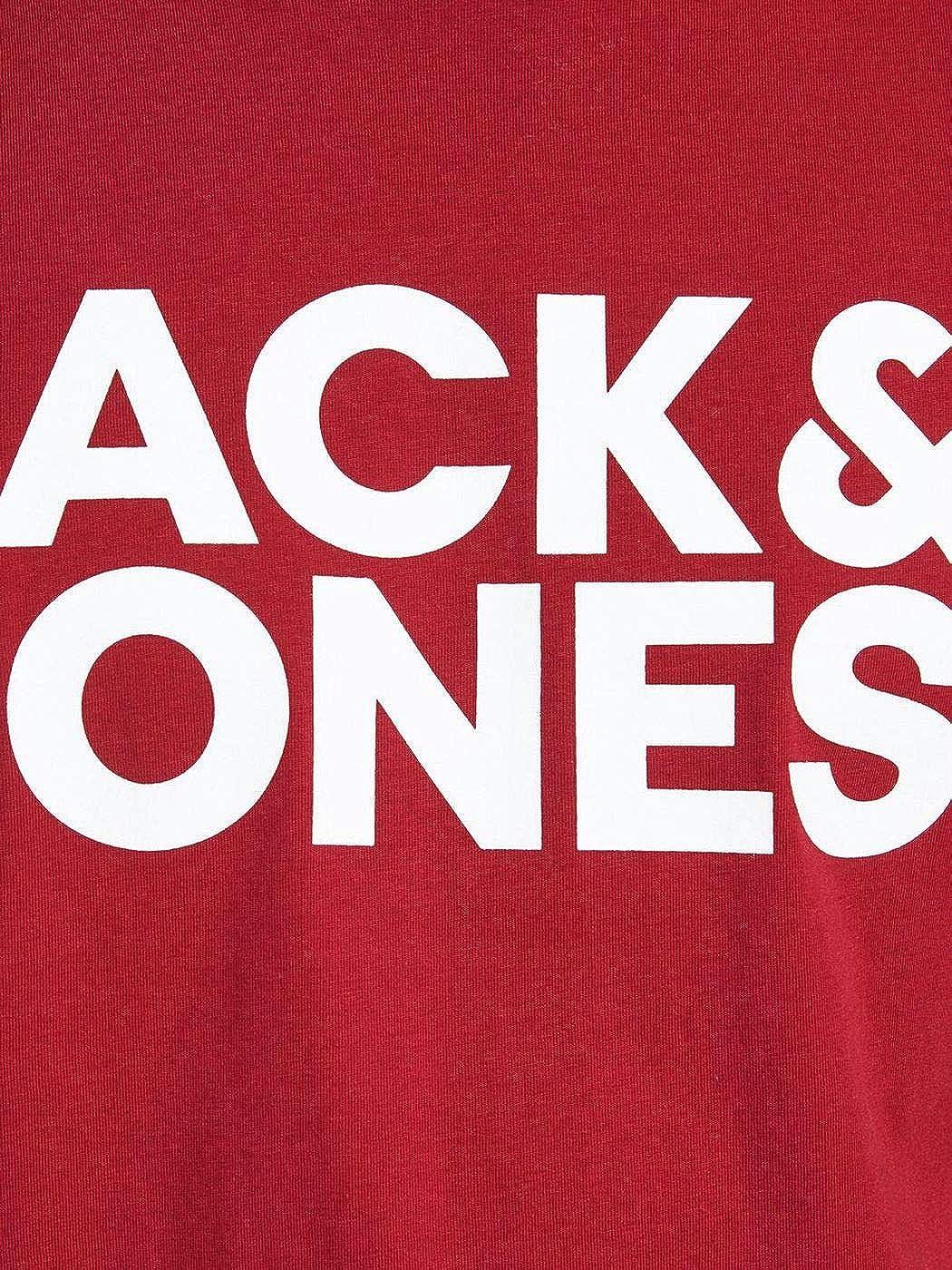 Jack /& Jones Jjecorp Logo tee SS O-Neck Noos Camiseta para Hombre