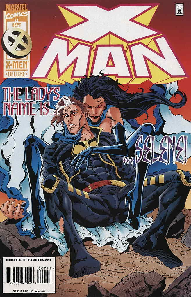 X-Man (1995) #7 pdf