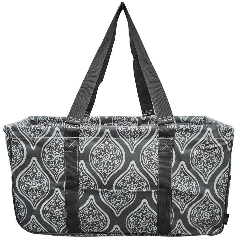 NGIL All Purpose Open Top 23 Classic Extra Large Utility Tote Bag Spring 2018 Collection