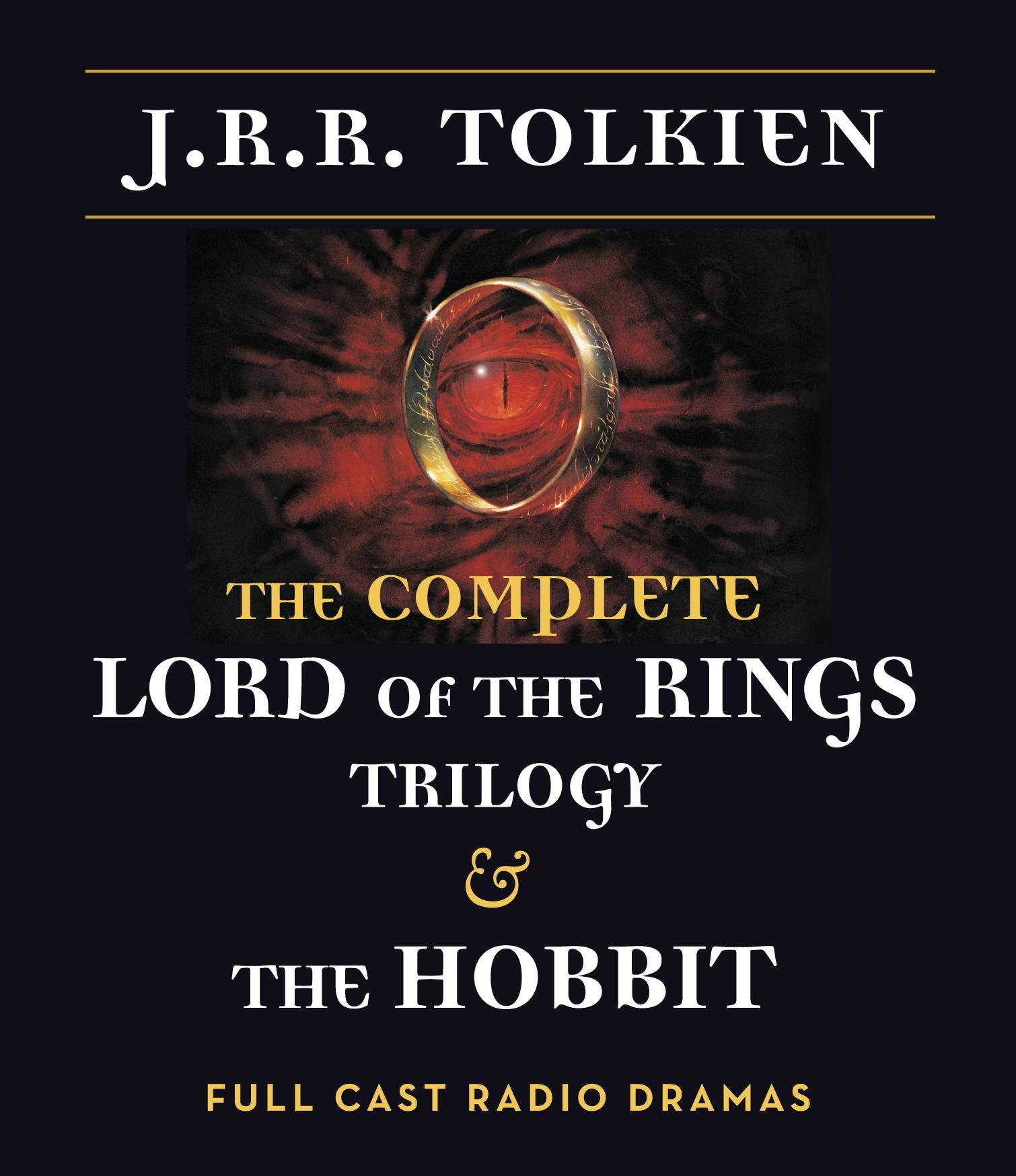 lord of the rings audiobook best