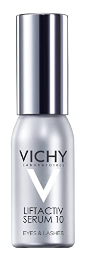 Vichy liftactiv serum 10 eyes & lashes review