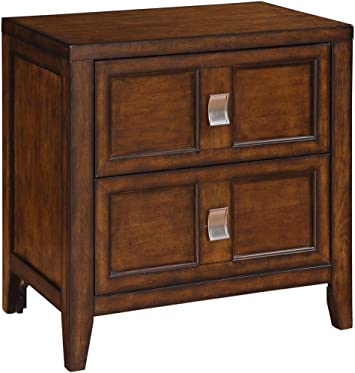 Pulaski Sld Bayfield Nightstand Medium Brown Amazon Ca Home Kitchen