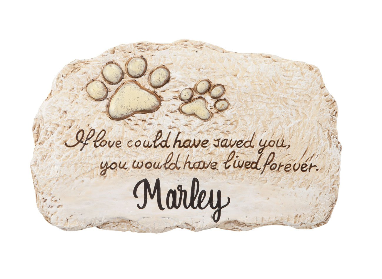 Miles Kimball Personalized Forever Pet Memorial Stone