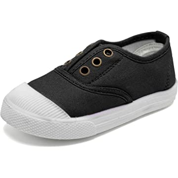 92bea59aaaff Lowest Price. Kids Canvas Sneaker Slip-on Baby Boys Girls Casual Fashion  Shoes