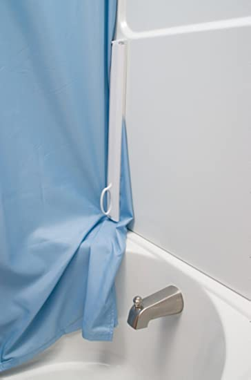 Great Magna Lock Magnetic Shower Curtain Sealer