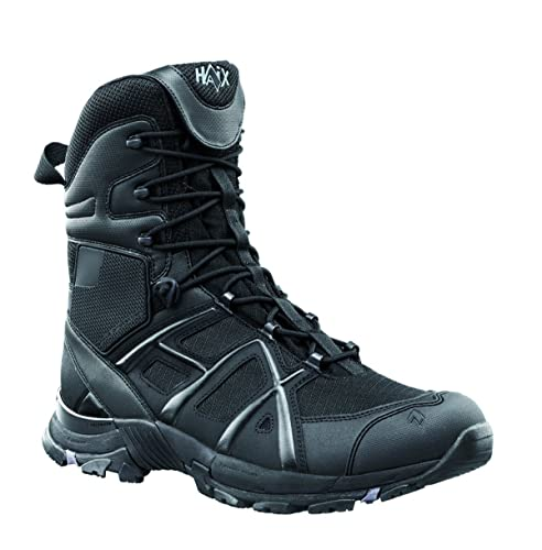 Boras - Zapatos de cordones de Material Sintético para hombre negro negro, color negro, talla 49