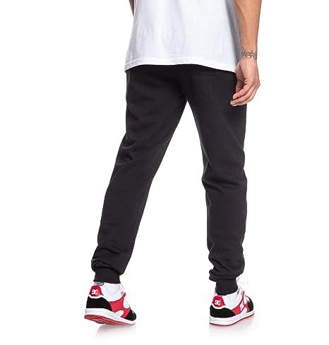 DC Shoes Rebel-Pantalón de Chándal para Hombre: Amazon.es ...
