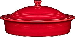 product image for Homer Laughlin Tortilla Warmer, Scarlet