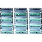 Schick Hydro 5 Sense Sensitive Refill Razor Blade Cartridges Lot of 12