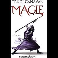 Magie: Roman (Vorgeschichte zu DIE GILDE DER SCHWARZEN MAGIER 1) (German Edition) book cover