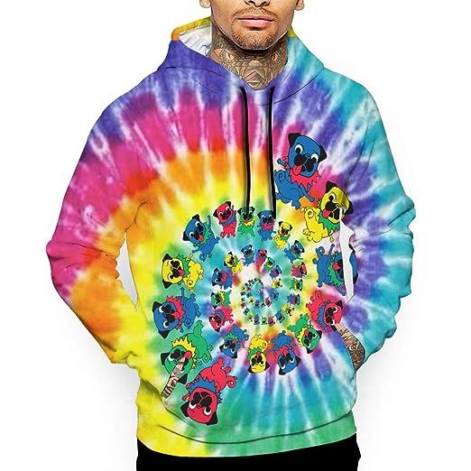 4be6f2a0029 Amazon.com  Mens 3D Print Hoodie Sweatshirt
