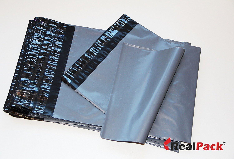 Realpack Borse Grey 30,48 cm x 40,64 cm