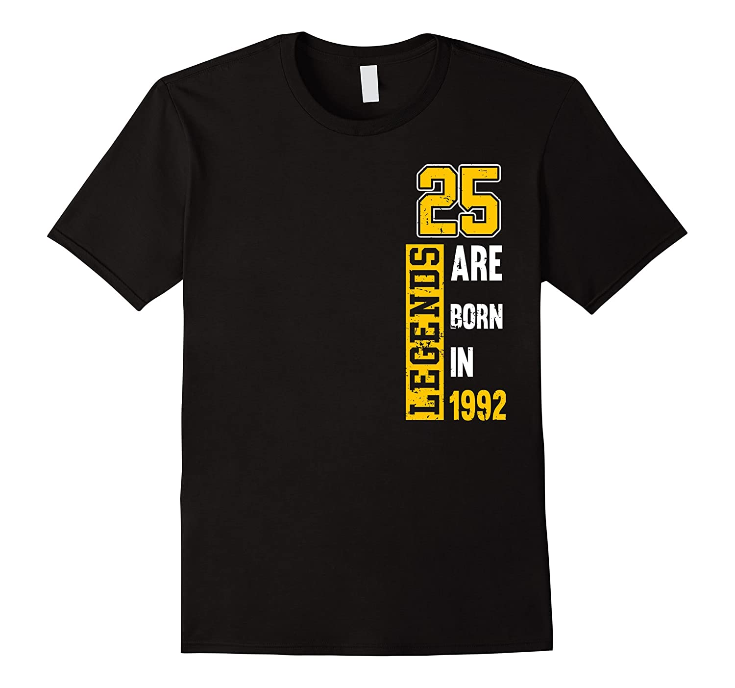 Legends Born In 1992 Birthday Gift For 25 Years Old Yrs-PL
