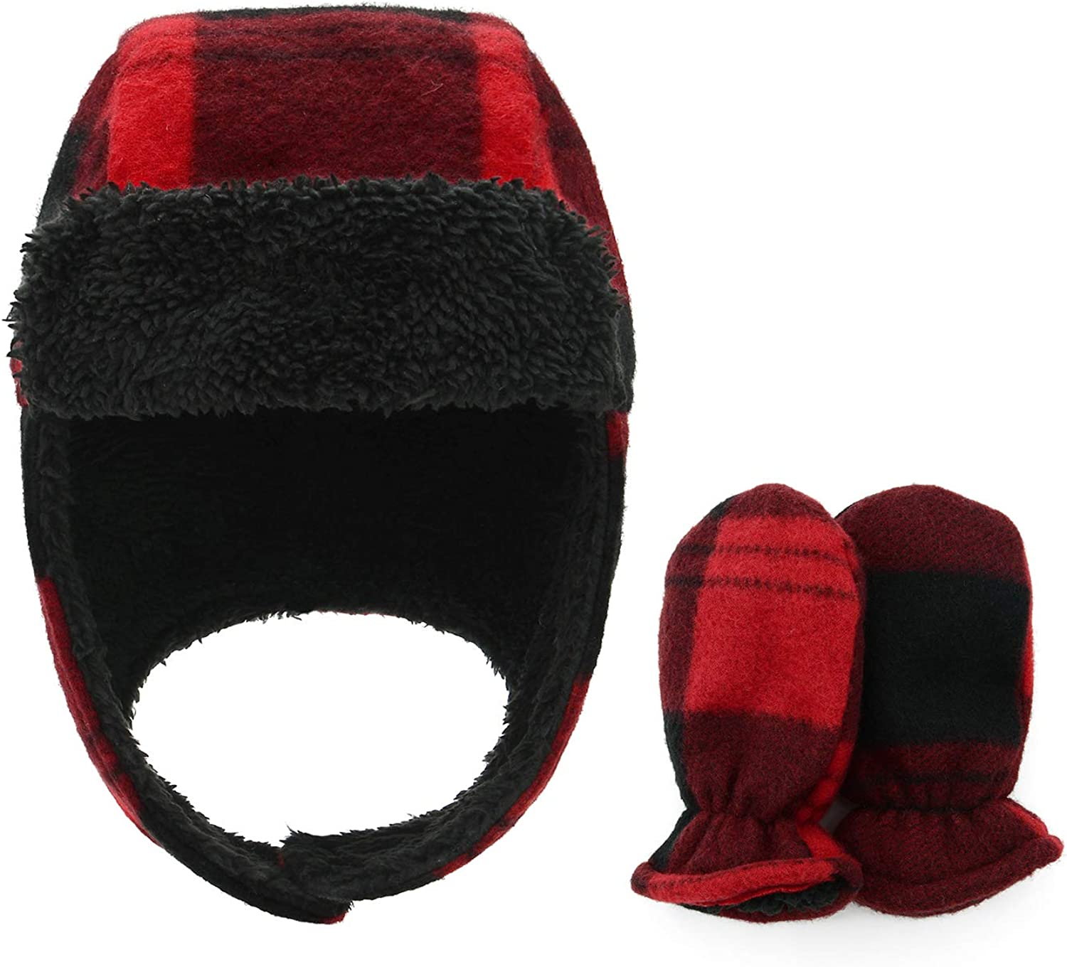 American Trends Baby Hat Winter Tuque Baby Beanie Cute Toddler Hats for Boys Girls Baby Gift