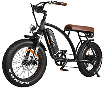 Bicicleta eléctrica para adultos Motan de Addmotor, de 48 V, 500 W, 10