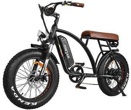 Bicicleta eléctrica para adultos Motan de Addmotor, de 48 V, 500 W, 10,4 Ah, ...