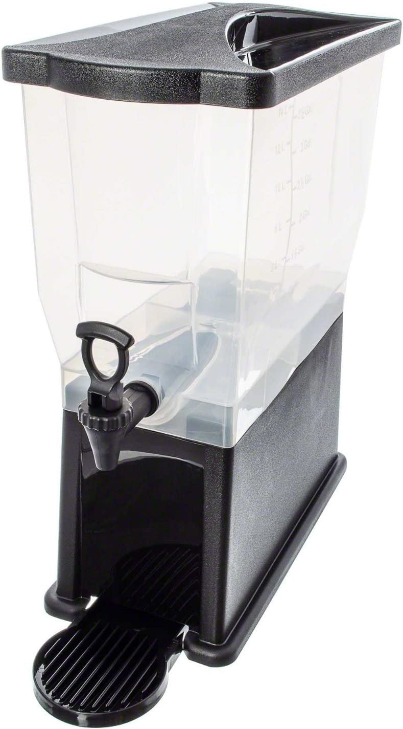 Update International BDP-3G Plastic Beverage Dispenser, 3-Gallon