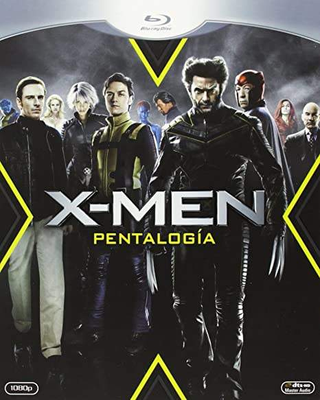 X-Men - Ultimate Collection (5 Titulos) [Blu-ray]: Amazon.es: Michael Fassbender, Ian McKellen, Tyler Mane, Ray Park, Patrick Stewart, Hugh Jackman, Kevin Durand, James McAvoy, Brett Ratner, Gavin Hood, Matthew Vaughn, Bryan Singer,