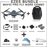 DJI Mavic Pro Fly More Combo MORE VALUE - Starter Bundle EZEE