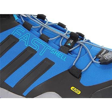 info for 2d12c 8e5bf Adidas Outdoor Bekleidung Terrex Fastshell Mid Ch Blubea black1 solblu,  Größe Adidas 8  Amazon.de  Schuhe   Handtaschen
